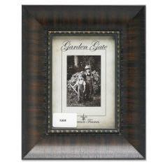 Lawrence Frames Wide Walnut with Antique Gold Bead Picture Frame, 4 by 6-Inch Lawrence Frames,http://www.amazon.com/dp/B00C7KTBTC/ref=cm_sw_r_pi_dp_Cx-utb04VJ1NR1YF