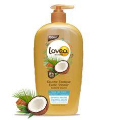 Douche gourmande coco lovea nature
