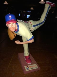 CLIFF LEE PHILADELPHIA PHILLIES 2014 ACTION FIGURINE SGA