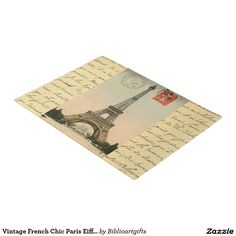 Paris Doormats & Welcome Mats French Chic, French Vintage, Paris Eiffel Tower, Welcome Mats, Doormat, House Design, Home Decor, Decoration Home, Room Decor