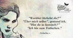 """aus """"Grischa"""" von Leigh Bardugo. Mehr zum Buch auf www.bittersweet.de"""