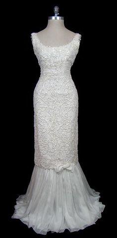 Valentino, 1960s -- Wedding Dress