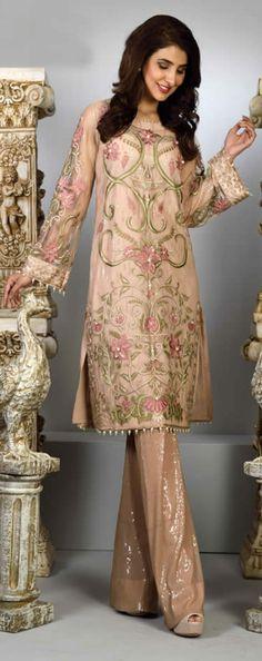 bf88119dad Designer: Wardha Saleem Fashion brand Wardha Saleem has freshly launched  Eid-ul-Fitr Collection 2016 is launched her Joyous Eid Collection