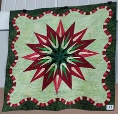 Vintage Compass, Quiltworx.com, Made by a participant of the Minnesota Quilt Show in June 2017 Vintage Compass, Foundation Paper Piecing, Vintage Patterns, Minnesota, Quilt Patterns, June, Quilts, Holiday Decor, Inspiration
