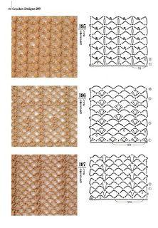 Revista Nº 4 - 200 Diseños de Crochet