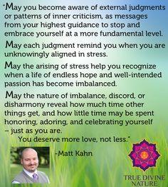 Happy Quotes, Me Quotes, Happiness Quotes, Matt Kahn, Spiritual Teachers, Favorite Quotes, Spirituality, Messages