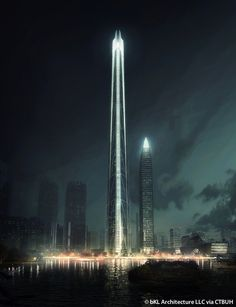 H700 Shenzhen Tower - The Skyscraper Center