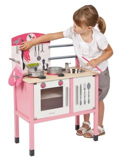 Janod – Mademoiselle Maxi Cooker – Time Out Toys