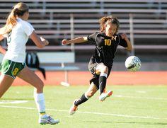 Prep girls soccer: Arias' goal keys Novato win over cross-town rival San Marin - Marin Independent Journal