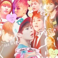 Xiumin Collage