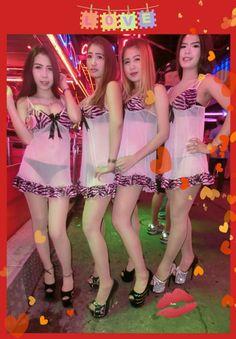 Thai Mädchen zu mieten