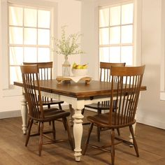 The Bedford Collection is a classic, farmhouse style dining set. Amish Furniture, Dining Room Furniture, Kitchen Dining, Dining Table, The Bedford, Dining Room Sets, Farmhouse Style, Solid Wood, Hardwood