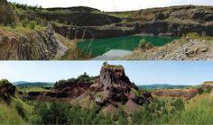 Lacul de Smarald si Vulcanul Stins in apropiere de Racos, Brasov Lacul de Smarald de la Racoș s-a format în fosta carieră Brazi, ce se ocupa cu exploatarea rocilor bazaltice. Aici, din cauza săpăturilor intense, s-a atins pânza freatică, ceea ce a dus la formarea acestui lac (Coordonate – 46.030574 N, 25.425195 E). Aflat în …