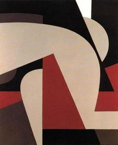 Erotic by Yiannis Moralis. Art Concret, Concrete Art, Abstract Art Images, Greek Paintings, Circle Art, Greek Art, Mid Century Art, Geometric Art, State Art