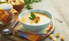 Kremasta juha od tikvica i mrkve
