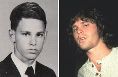 Iconic Rock Stars When They Were Young: Jim Morrison