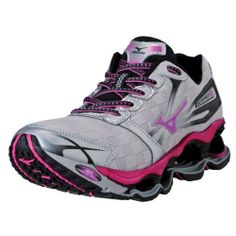 womens mizuno wave prophecy 2 white