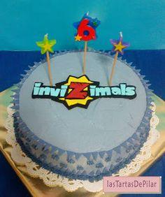 invizimals birthday cake