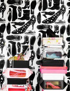 Shoe wallpaper