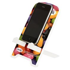 Brite Dock personalised iPhone stands 10% discount > http://www.totalmerchandise.co.uk/products/details/Brite-Dock-Smartphone-Holders