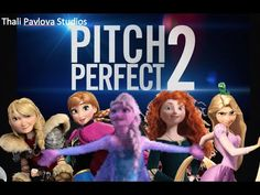 Pitch Perfect 2- Disney/Dreamworks CGI Style Trailer - YouTube