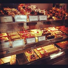 So many delicious desserts to choose from at Daniel Boulud's Epicerie Boulud! What would you pick?