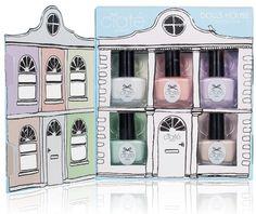 Ciaté sort « Doll House », une collection de mini vernis pastel ciate collection dollhouse