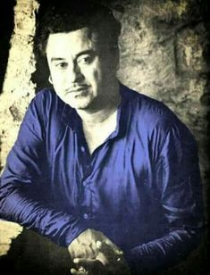 Legendary Pictures, Kishore Kumar, Legendary Singers, Vintage Bollywood, Indian Movies, Bollywood Actress, Movie Stars, Celebrity, Culture