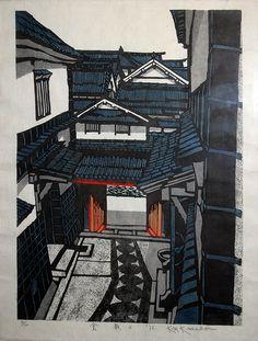 KAWADA Kan 1972 Kurashiki 2 12-015 K-9