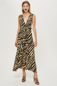 01d40d59761a 8 Best Zebra Print Dresses images