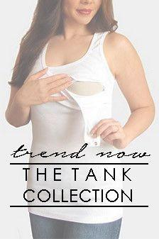 07b13b15d53 Baby Girl Pink Nursing Tank Top
