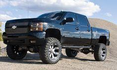 Chevy truck :)