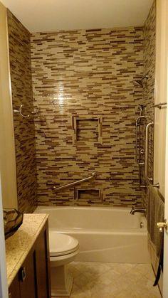 Custom Shower And Full Bathroom Remodelglass Showertile Interesting Maryland Bathroom Remodeling Design Inspiration