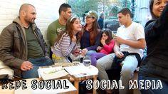 Social Media Expectations X Reality - Rede Social Expectativa X Realidade