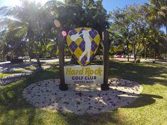 Hard Rock Golf Club Riviera Maya in Playacar,  Quintana Roo (Mexico)  #hrc #hrh #mexiko #mexico #hardRockCafe #hardRockHotel #hrhRivieraMaya #RivieraMayaGolfRockShop #swype #loveAllServeAll #hardRock