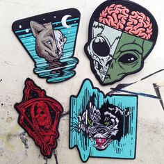 Image of Patches!!!