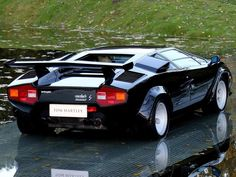 1983 LAMBORGHINI Countach 5000S for sale in Overseal Derbyshire United Kingdom | Classic and Performance Car