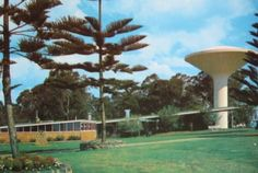 Picnic Point Kiosk & Water Tower Toowoomba