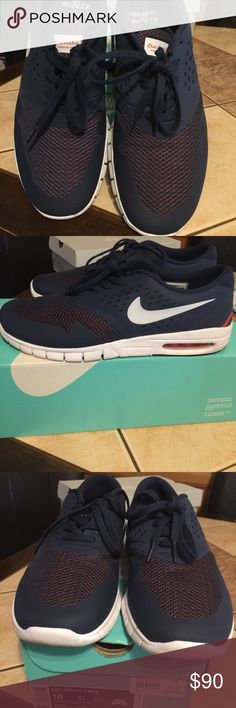 Nike Eric Koston 2 Max Shoes are still new. Worn one time for an hour. original box . Nike Shoes Athletic Shoes