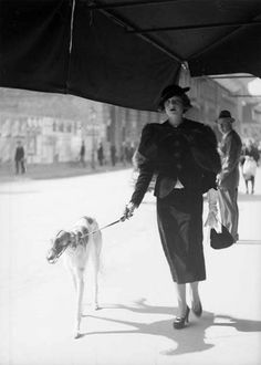in Zagreb, 1934 / Toso Dabac #croatian #photography #dabac