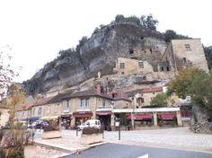 Musee National de Prehistoire: vue générale - Les Eyzies, France
