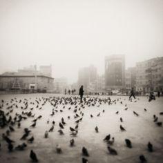 Kerem Okay - Fog In Istanbul