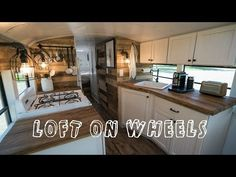 School Bus Conversion into Tiny House | Expedition Happiness