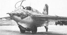 Messerschmitt Me-163 Komet - WWII  1943 - GERMANY