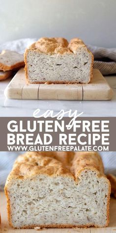 Gluten Free Bread Recipe Easy, Lowest Carb Bread Recipe, Gluten Free Banana Bread, Easy Bread Recipes, Keto Bread, Bread Oven, Bread Machine Gluten Free, Gluten Free Scones, Vital Wheat Gluten Bread Recipe