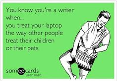 Hands off my baby! Er, I mean, laptop.  #writer #writers #writing #author #authors #amwriting #book #books #bookstagram #bookworm #reading #realtalk #relatable #truth #goals #progress #passion #success #quotestoliveby #quoteoftheday #quotes #wisdom #instagood #instalike #instadaily #motivation #writerscommunity #writersofig #writersofinstagram #writerslife