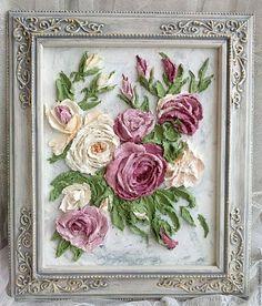 Купить картины Розы, Ирисы, Пионы - бордовый, картина в подарок, картина для интерьера, картина