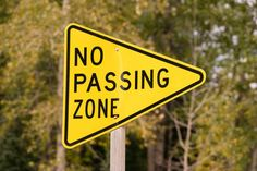 Passing in a No Passing Zone  St. Louis Auto Accident Attorney