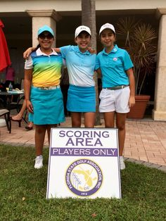 Izzy M. Pellot: Had a great Round 2 in FJT. Thank you FJT & Boca Royale