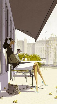 Ilustración: Matthieu Forichon · Illustration: Matthieu Forichon